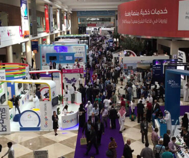 2nd Year of Participation in GITEX, Dubai