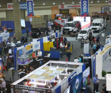 eFACiLiTY US Launch at the NFMT Exhibition & Conference, Baltimore, USA