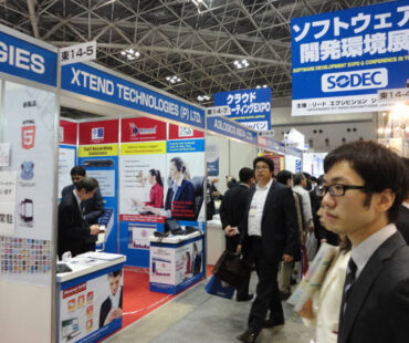 SIERRA is all geared up for its first ever participation in the Japan IT Week
