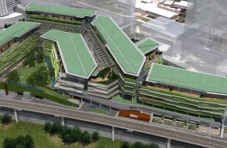 Platinum Sentral (KL Sentral Park – Lot E), Malaysia's Platinum awarded Green Building is using SIERRA's eFACiLiTY – Enterprise Facilities Management System