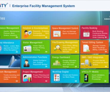 SIERRA launches eFACiLiTY – Enterprise Facilities Management System