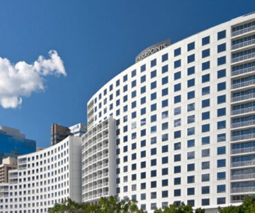 Four Points by Sheraton implements eFACiLiTY® to manage its day-to-day facility management operations