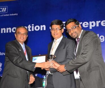 SIERRA adjudged as one of the Top 26 Most Innovative Companies in India