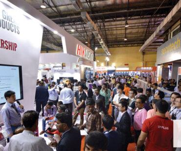 SIERRA Takes Part in Secutech India 2016