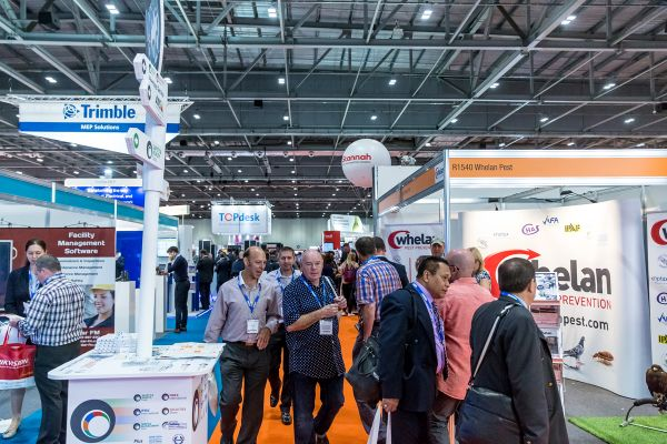 SIERRA @ SMART Facilities Management Solutions Expo (FMSE) 2016, Singapore