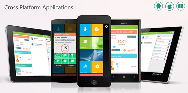 Cross Platform Mobile Apps Development
