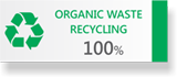 ORGANIC WASTE RECYCLING 100%