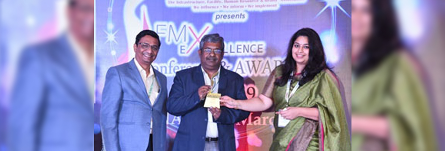 iNFHRA's FM Excellence Conference & Awards 2019 Winner