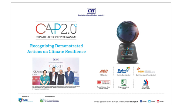 CAP 2 Award