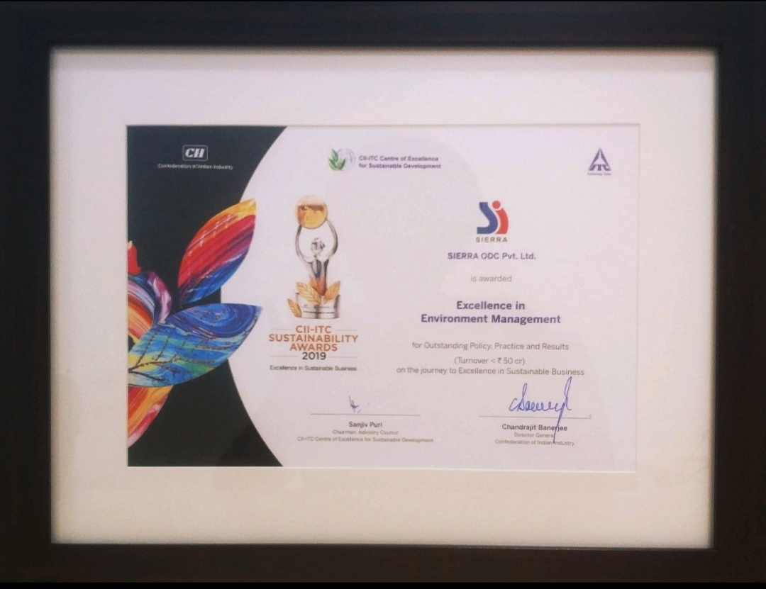 CII ITC Sustainability Awards