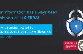 Announcing our ISO 27001 Certification
