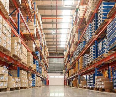SIERRA wins BRBNMPL tender for revamping the Warehouse Management System integrating with Automated Storage and Retrieval System (ASRS)