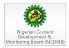 Nigerian Content Development & Monitoring Board - NCDMB